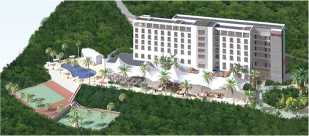 Marriott Hotel Port-au-Prince
