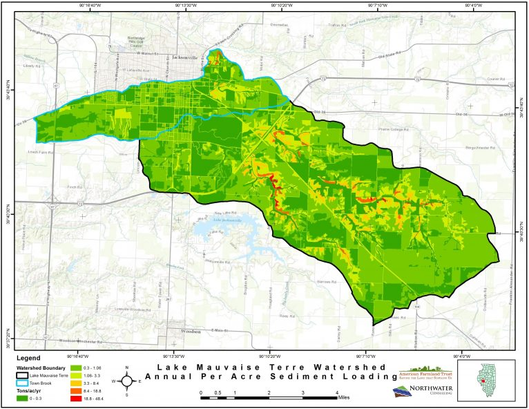 Featured Image for Lake Mauvaise Terre Watershed Implementation Plan